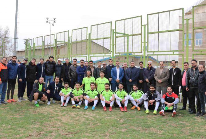 قهرمانى تيم فوتبال داروسازى تهران شيمى در ليگ دسته يك كارگرى تهران