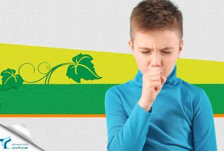 سرفه در کودکان و راهکارهایی برای بهبود آن
